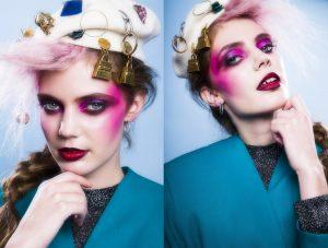 Tutorial de Maquillaje Profesional: Look 80's con Ana G de V