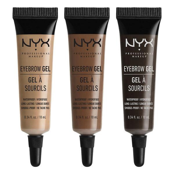 Eyebrow Gel de NYX Cosmetics