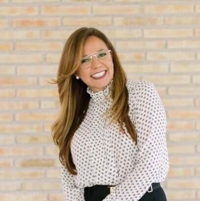 Cristina Cuéllar: Apasionada por la educación