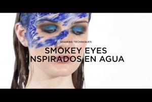Sharing Techniques: Smokey Eyes por Pamela Segura