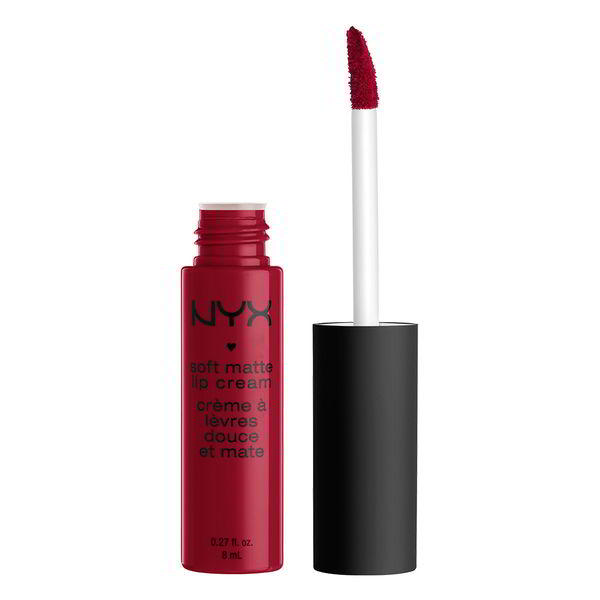 Soft Matte Lip Cream Color Montecarlo de NYX