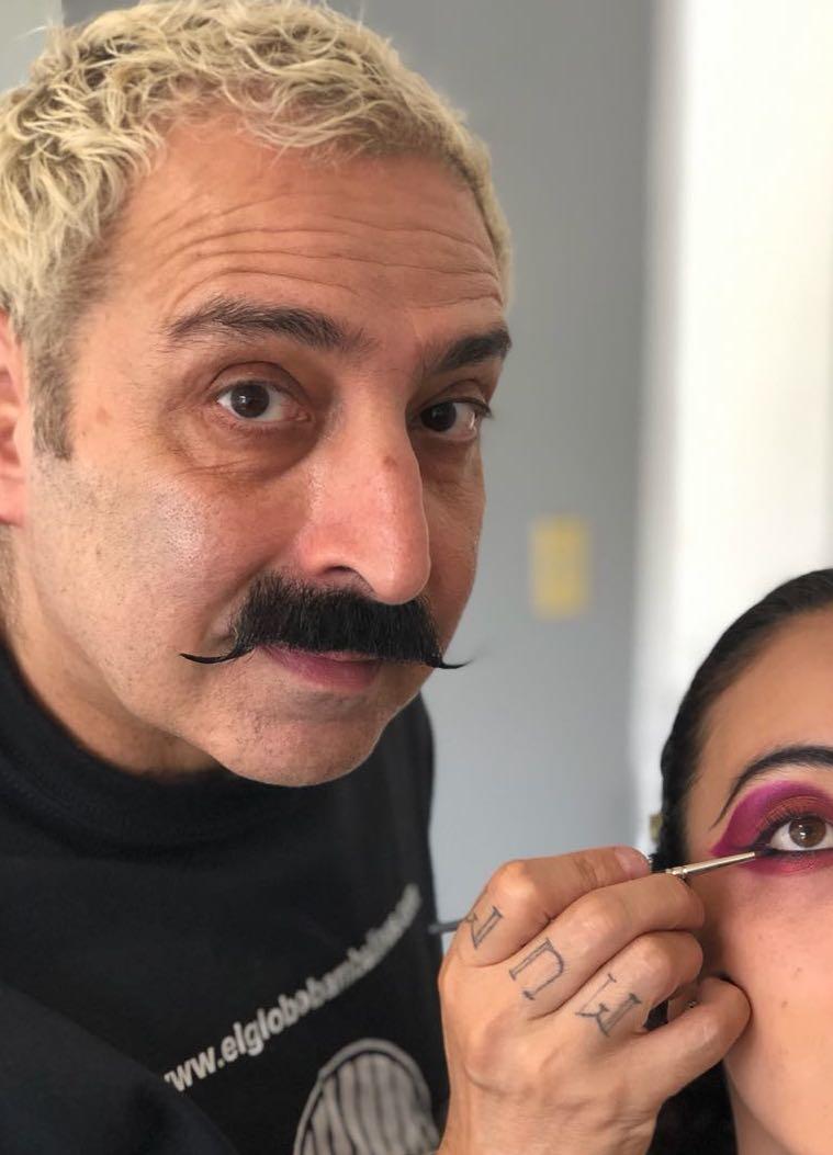 James de Anda, el artista mexicano con gran trayectoria en Londres