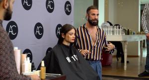 Asi vivimos The Hair Master Class con Jonathan Mas