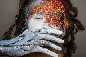 """Video portada 28 """"Seasons"""" con el makeup de Aline Pescina"""