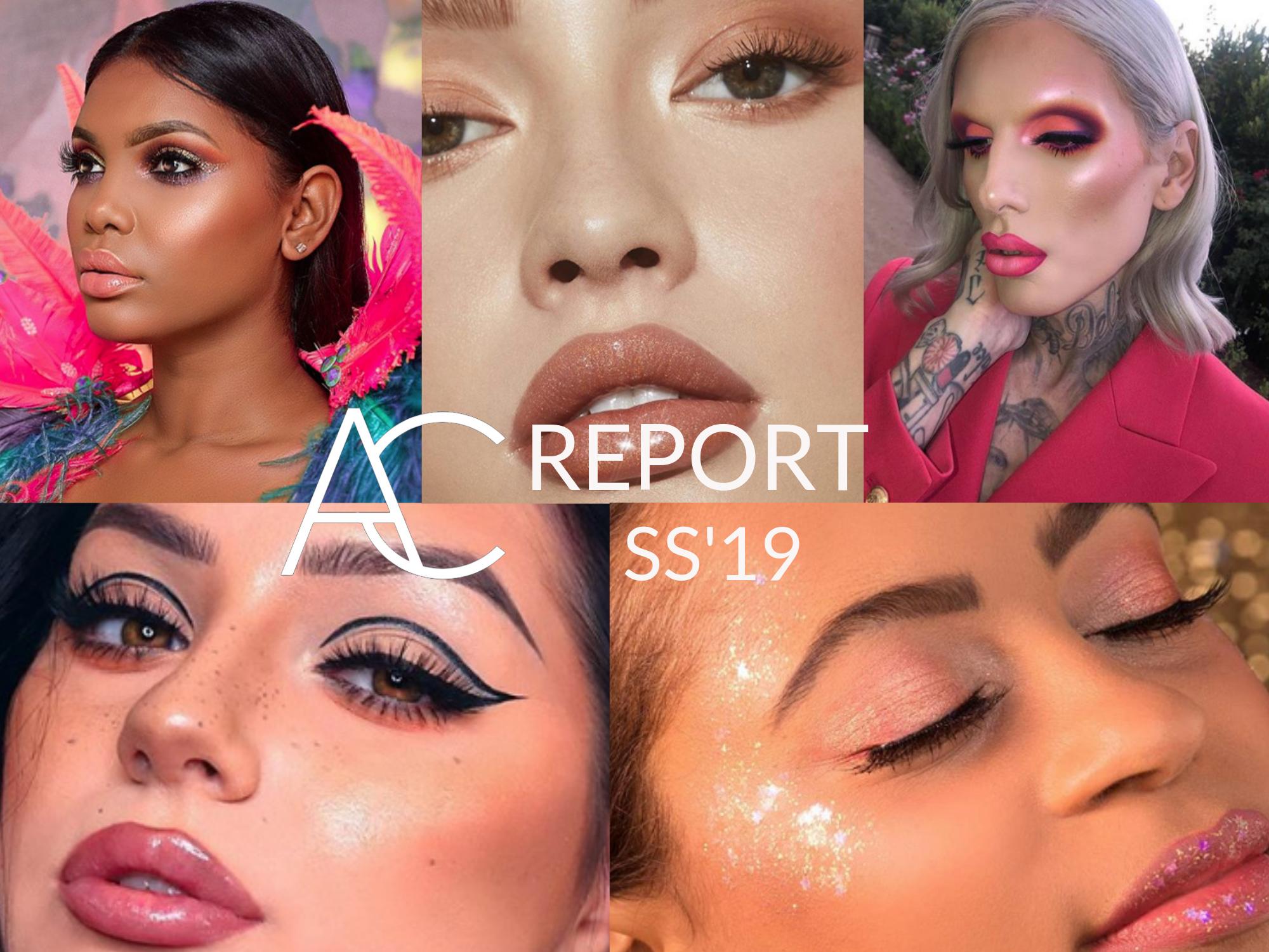 Tendencias de maquillaje Primavera-Verano 2019