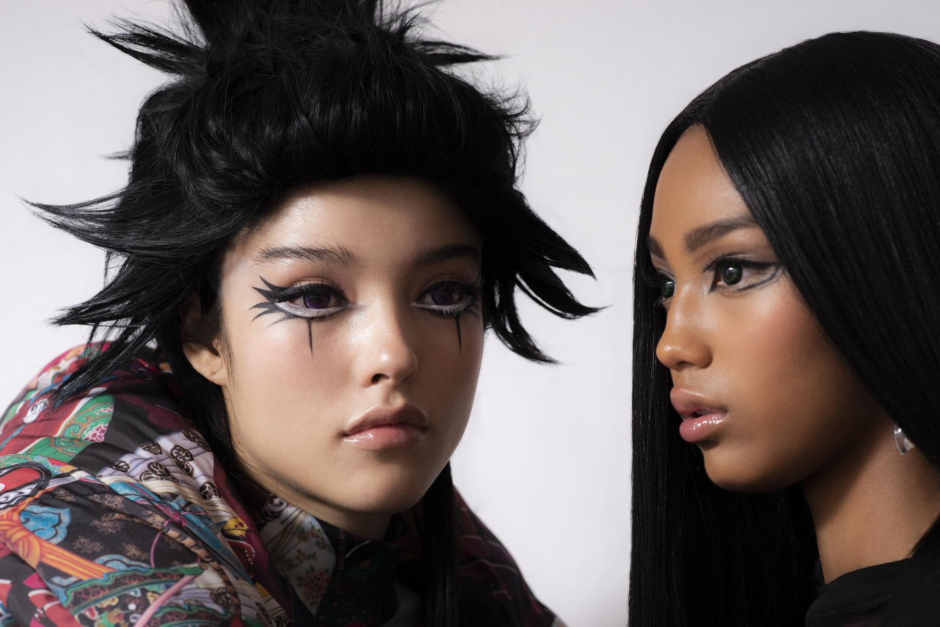 makeup by @anagdv