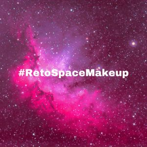 Participa en el #RetoSpaceMakeup